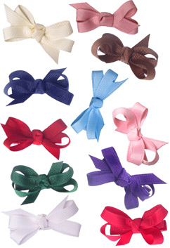 Found! Perfect bows for little ladies