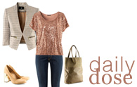 Daily dose: day time glitz