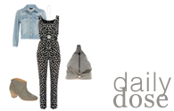 Daily dose: jumpsuit casual