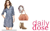 Daily dose: must-have shirt dress
