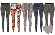 Mama loves: Matalan's printed leggings