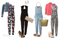 Ways to wear: the jumpsuit