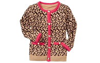 Leopard for little ladies: the jury's out