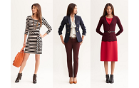 New season style from Banana Republic