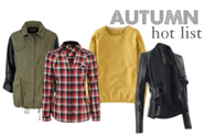 10 Autumn wardrobe updates