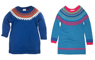 Save or spend on patterned knits