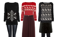 The Christmas jumper: less cheese, more style