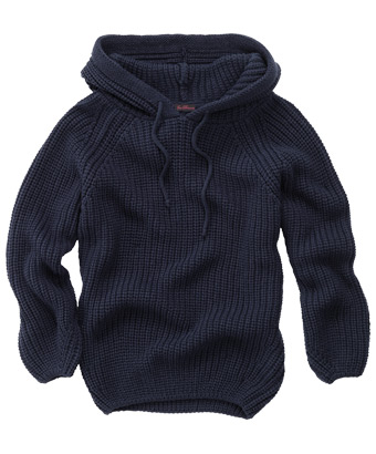 Joe Browns - Chunky knit hoody -lk253