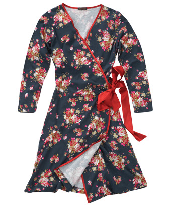 Joe Browns - Floral wrap dress - ld384