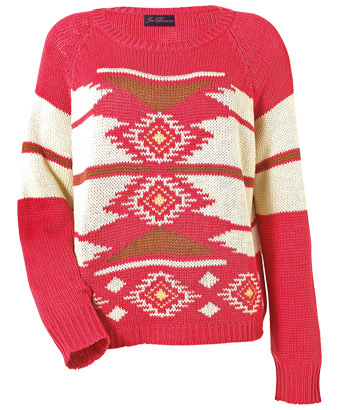 Joe Browns - Intarsia knit sweater -lk264