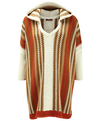 Joe Browns - Knitted poncho -lk257