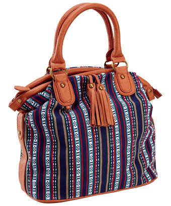 Joe Browns - Printed bag -ad166