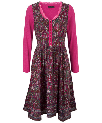 Joe Browns - Printed dress -ld356