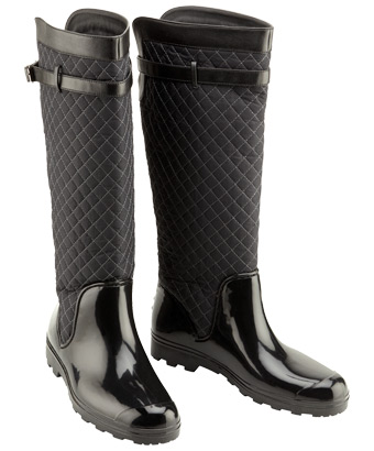 Joe Browns - Quilted wellies -lf291