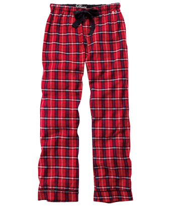 Joe Browns - Red check lounge pants -lw043