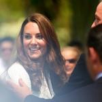 Kate Middleton Pregnant Style