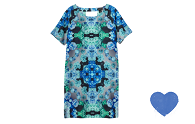 Mama loves: Monki tunic dress