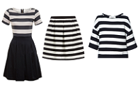Earn your fashion stripes