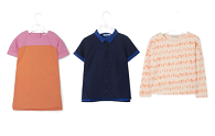 Clean-cut Cos children's wear