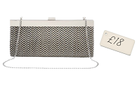 Quick fix under £50 | The M&Co £18 clutch