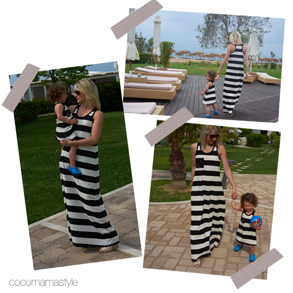 Review   Etsi dresses   Mama and me  Cocomamastyle