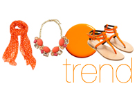 trend | orange