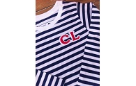 Tutorial | DIY monogram t-shirt | cocomamastyle