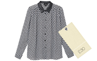 Quick fix under £50 | Monki check shirt