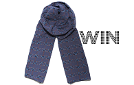 WIN | Exclusive BeckSondergaard scarf