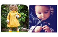 Cute coats from AliOli kids