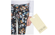 Quick fix under £50 | Zara printed trousers