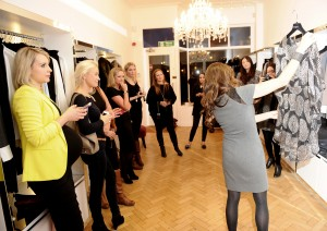 Seraphine founder Cecile Renaud talks AW13 fashion