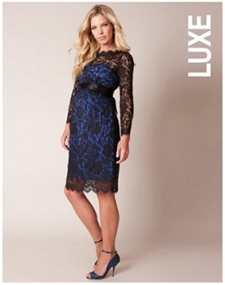 Seraphine Luxe lace dress cocomamastyle
