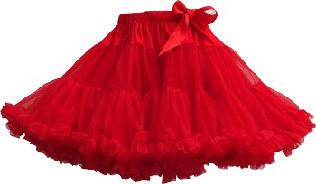 3 Angel's Face Tutu Pettiskirt