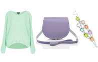 Ways to wear: Pastels