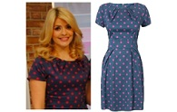 Steal her style: Holly Willoughby