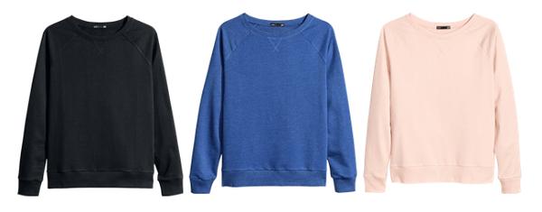 HM.com sweatshirts | cocomamastyle