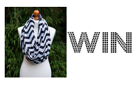 win scarf giveaway