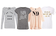 10 best slogan tops
