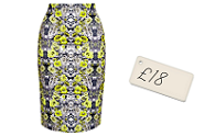 Quick fix under £50 | F&F scuba skirt
