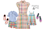 Mama and me | summer checks