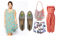 Wear it now: Pineapple prints