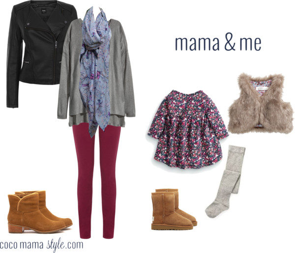 Video | mama & me winter boots