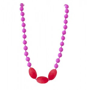 mama and belle teething necklace ellie