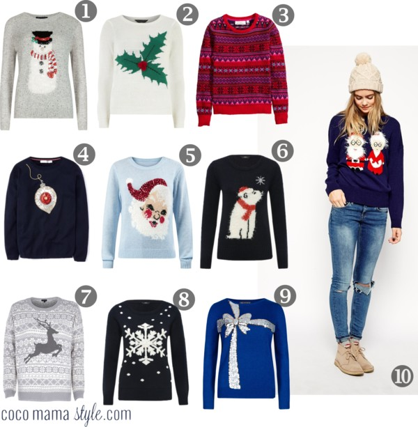 Christmas jumpers: your festive must-have