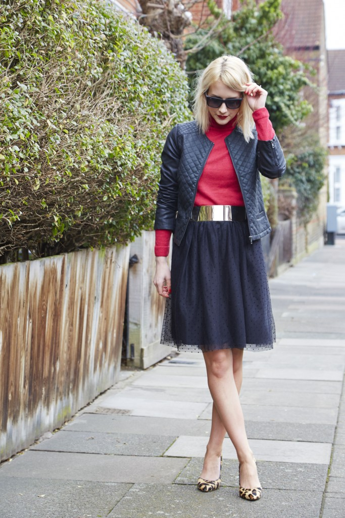 CocoMamaStyle | La Redoute | Valentines style | street style
