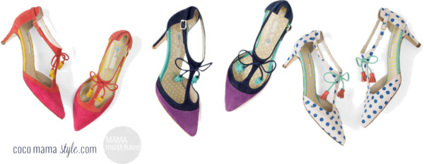 Mama must-have: Boden's latest IT shoe