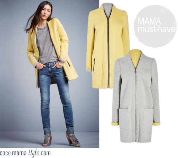 Mama must-have: Next's reversible coat