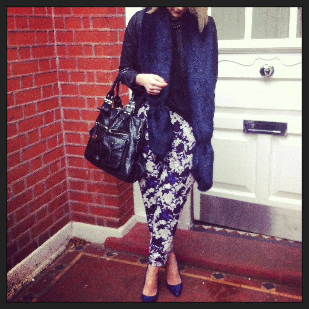 print trousers ASOS cocomamastyle