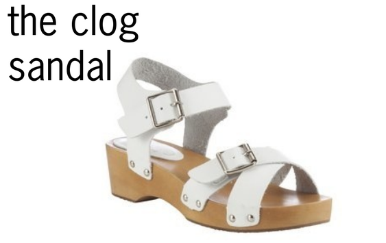 TESCO clog sandal